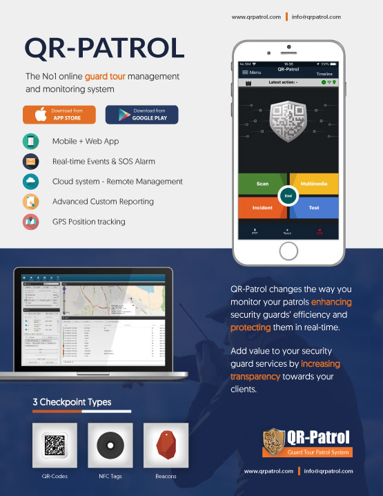 Downloads | QR-Patrol | Real Time and Online Guard Tour