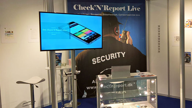 Our White Label S Partner S Checknreport Stand In