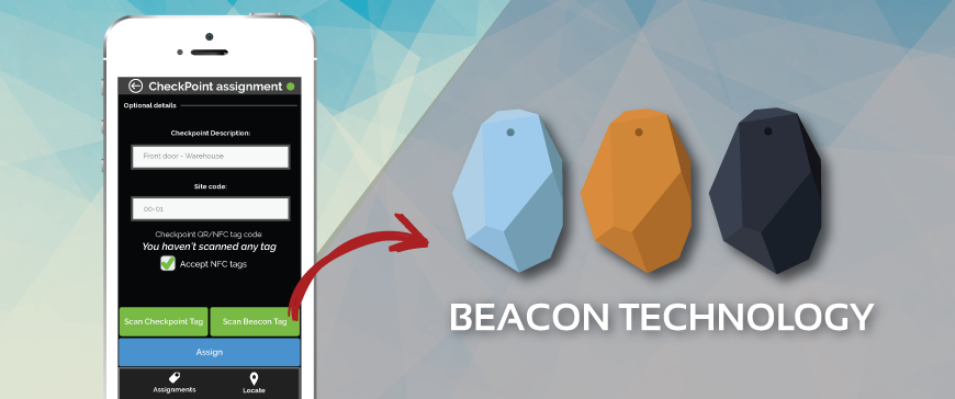 Getting Smart With Beacon Checkpoints Qr Patrol Real