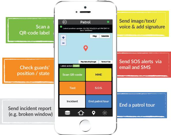 Getting into QR-Patrol mobile application - Part 2 | QR-Patrol