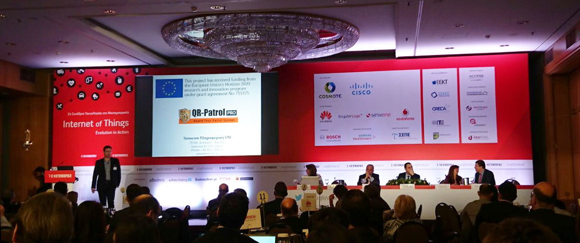 Terracom participated in the 2nd Technology Conference of ...