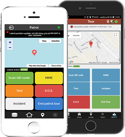 Qr Patrol Real Time And Online Guard Tour Patrol System