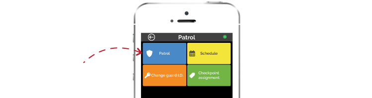 best security guard tour management-qr-patrol system