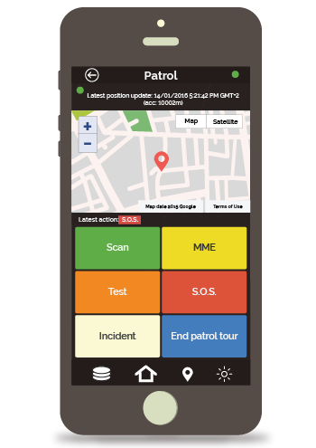 qr-patrol lone worker monitoring system