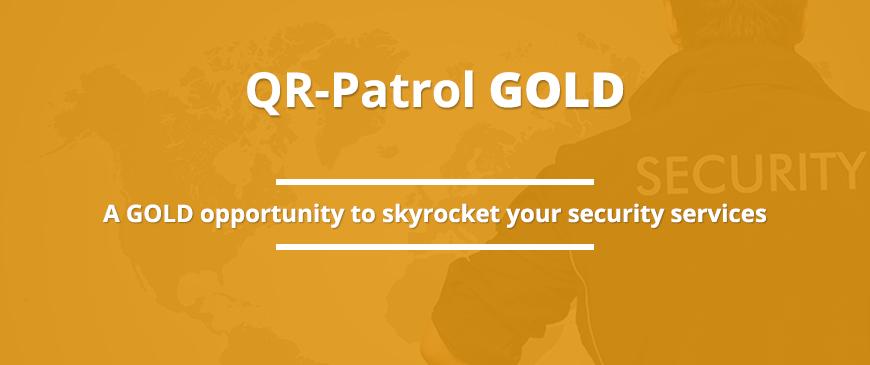 QR Patrol Gold version