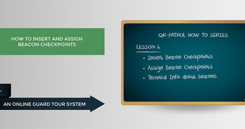 how to assign beacon checkpoints