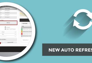 qr-patrol web app auto refresh feature