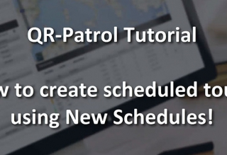 qr patrol scheduled routes