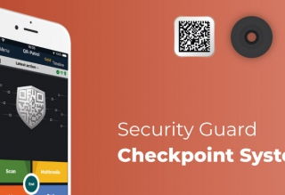 security guard checkpoint system