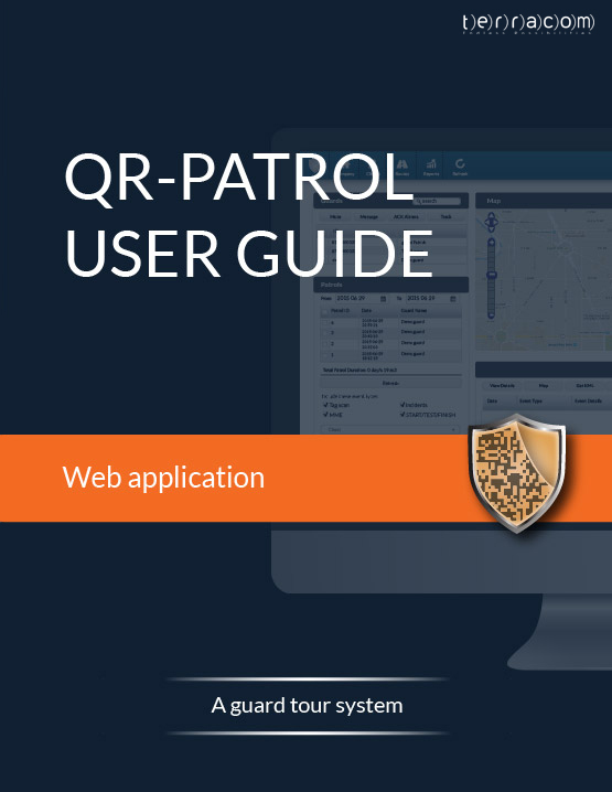 New User Guide Qr Patrol Real Time And Online Guard